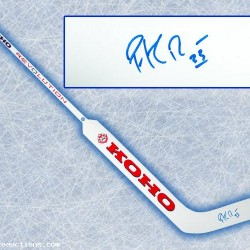 GOLD LEVEL Patrick Roy Signed KOHO Revolution Hockey Stick